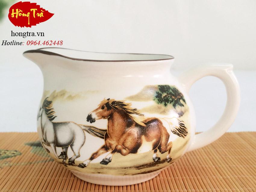 tống trà sứ