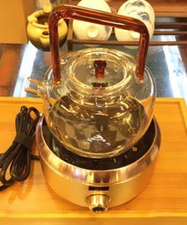 bộ bếp đun nước pha trà