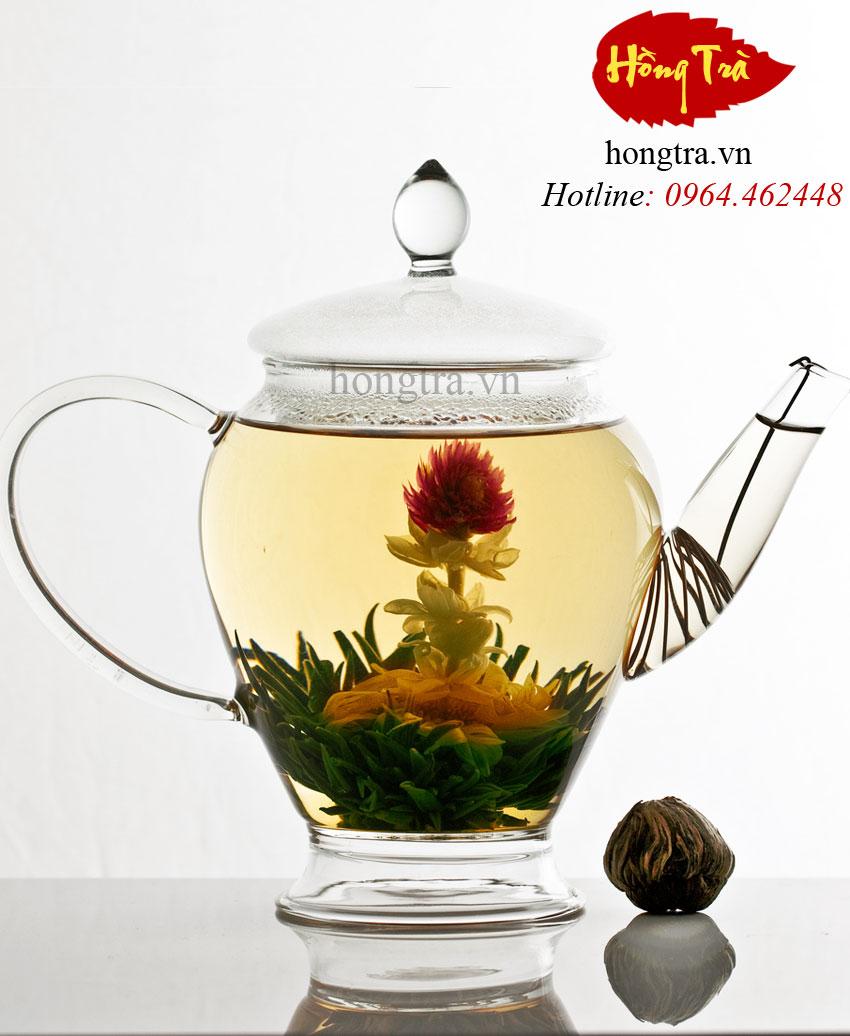 trà hoa viên
