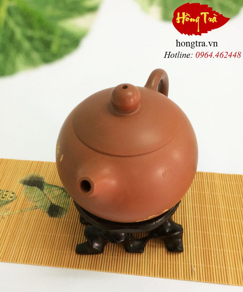 bình pha trà tây thi