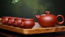 bộ ấm chén trà cụ