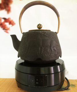 bộ bếp đun nước hồng ngoại