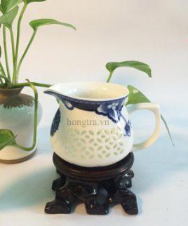 tống trà sứ thấu quang