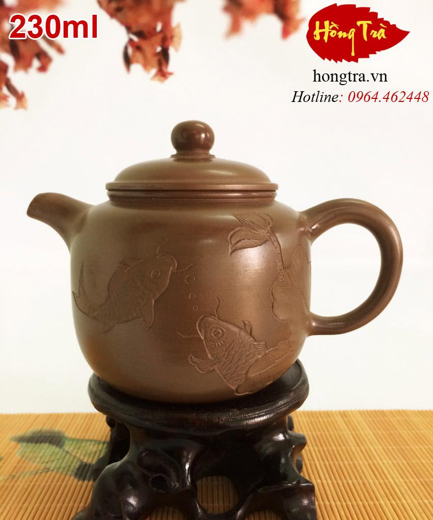 Ấm pha trà hỏa biến ATS319