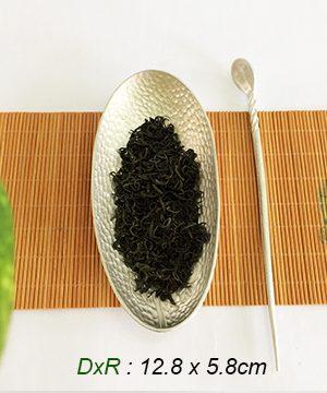 Bộ cung nhãn trà bằng bạc V04-1